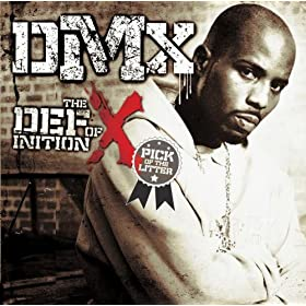 Cover image of song The rain by DMX