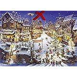 Weihnachten bei den Pappenburgern: Ein Mäuse-Abenteuer-Adventskalender