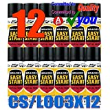 Holts Easystart 12 Can Spray Car Boat Petrol Easy Start BES1A