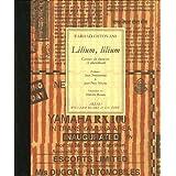 Lilium, Lilium : Carnet de dessins, édition bilingue français-anglais