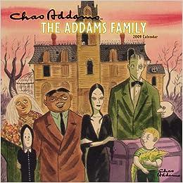 Addams Family '09 Calendar