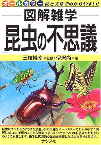 図解雑学昆虫の不思議