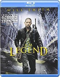 I Am Legend / Je suis une légende (Bilingual) [Blu-ray]