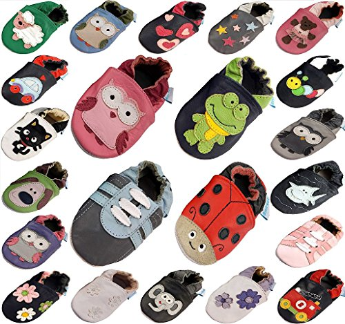 minifeet-premium-soft-leather-baby-shoes-frank-the-frog-6-12-months
