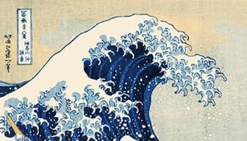 葛飾北斎 1000スモールピース 神奈川沖浪裏 (38cm×53cm、対応パネルNo.5-B)