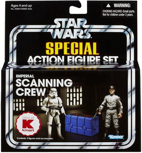 Star Wars Figuren Set Imperial Scanning Crew – A5605 Star Wars Saga Legends günstig kaufen