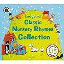 Ladybird: Classic Nursery Rhymes Collection Audiobook by  Ladybird Narrated by Gwyneth Herbert, Harry Bird