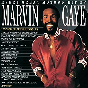 Every Great Motown Hit of Marvin Gaye by Motown
