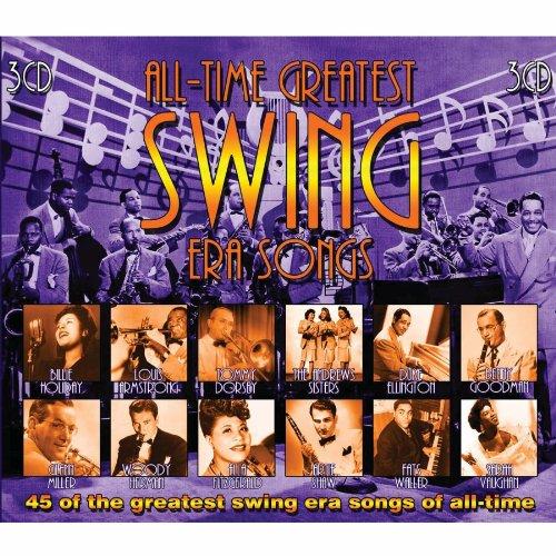 GLENN MILLER - All-time Greatest Swing Era Songs [3 Cd] - Zortam Music