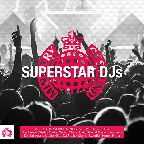 VA-Ministry Of Sound Superstar DJs Vol. 2-3CD-FLAC-2014-NBFLAC Download