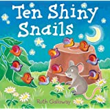 Ten Shiny Snails