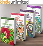 Adult Coloring Book: Coloring Book Fo...