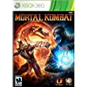 Mortal Kombat Xbox 360 Game