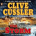 The Storm: A Novel from the Numa Files (       UNABRIDGED) by Clive Cussler, Graham Brown Narrated by Scott Brick