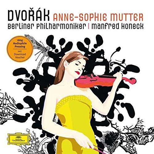 DVORAK / MUTTER / HONECK / BERLINER PHILHARMONIKER - VIOLIN CONCERTO (LTD)