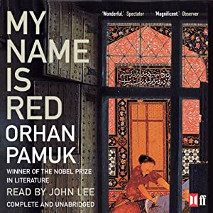 My Name Is Red | [Orhan Pamuk]