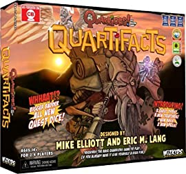 Quartifacts Board Game