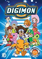 Digimon Digital Monsters - The Official First Season from New Video Group