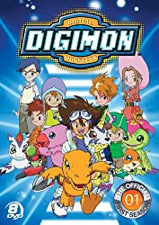 Digimon: Digital Monsters: The Official First Season