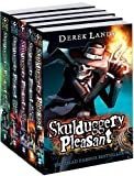Derek Landy Skulduggery Pleasant Collection (Books 1 - 5) by Landy, Derek (2011) Paperback
