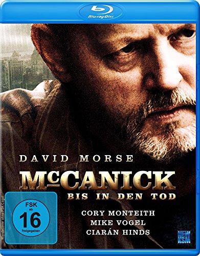 McCanick - Bis in den Tod [Blu-ray]