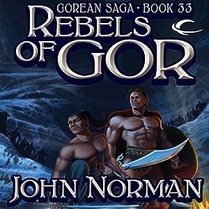 Rebels of Gor Audiobook