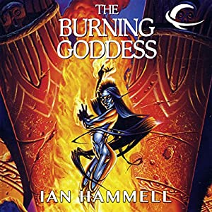 The Burning Goddess Audiobook