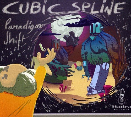 CD : CUBIC SPLINE - Paradigm Shift