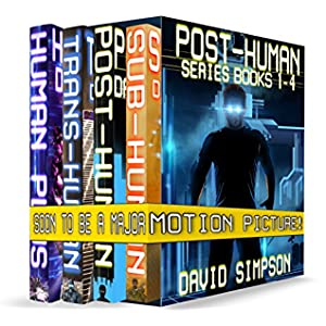 Post-Human Series Books 1-4