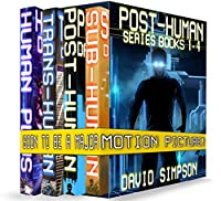 (FREE on 10/14) Post-human Series Books 1-4 by David Simpson - http://eBooksHabit.com