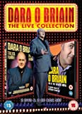 Dara O Briain: The Live Collection (2 DVDs & 2 CDs)