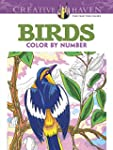 Creative Haven Birds Color by Number...