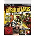 Borderlands - Game of the Year Edition [Software Pyramide] - [PlayStation 3]