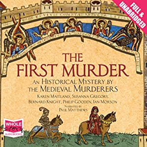 The First Murder Audiobook