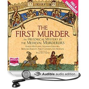 The First Murder (Unabridged)