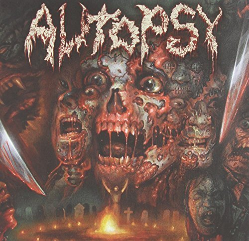 """Headless Ritual (Limited Media Book Version"""" by Autopsy (2013-07-02)"""