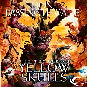 The Temple of Yellow Skulls: Dungeons & Dragons: The Abyssal Plague, Book 1 | [Don Bassingthwaite]
