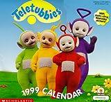 Cal 99 Teletubbies Calendar (0590386115) by Scholastic Books