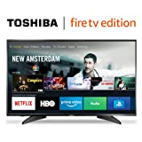 Toshiba 43LF621U19 43-inch 4K Ultra HD Smart LED TV HDR - Fire TV Edition (Tamaño: 43 inches)