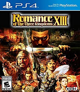 Romance of the Three Kingdoms XIII - PlayStation 4 by Koei Tecmo