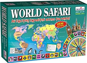 Creative Educational Aids 0811 World Safari