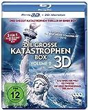 Die gro�e Katastrophenbox 3D - Volume 2 - Boxset mit 3 3D Blu-rays: Das Ende der Welt, Ice Twister, Die neue Prophezeiung der Maya [3D Blu-ray + 2D Version] [Alemania] [Blu-ray]