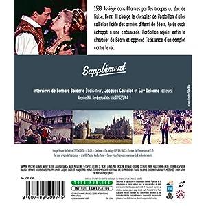 Hardi Pardaillan ! [Blu-ray]