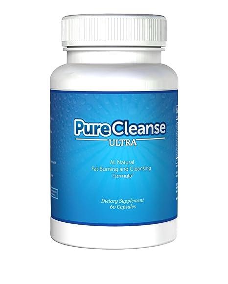 PureCleanse Ultra - naturliche Fettverbrennung und Reinigung. Schnelle und effektive Darmreinigung fur eine gesunde Verdauung und schnelles Abnehmen.