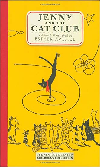 Jenny and the Cat Club: A Collection of Favorite Stories about Jenny Linsky (New York Review Children's Collection)