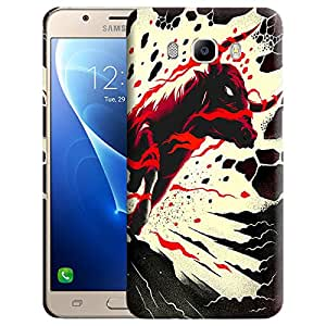 Theskinmantra Shoot em Back cover for Samsung Galaxy J7 (2016 Edition)