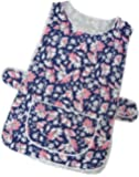 100% UK Made! Ladies Floral Tabards - 4 Colours + 6 Sizes