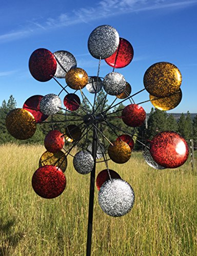 Jumbo-Modern-Art-Kinetic-Quadruple-Wind-Sculpture-Spinner