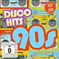 Disco Hits of the 90s. 2 CD + DVD