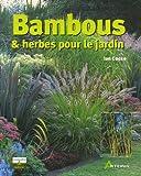 echange, troc Ian Cooke - Bambous & herbes pour le jardin